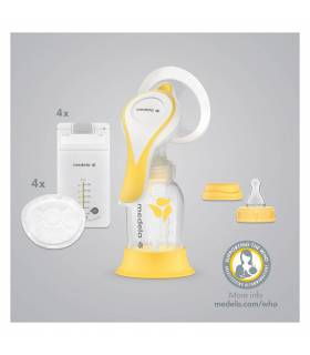 Medela Milchpumpe Harmony Essentials Set