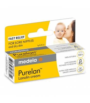 Medela Brustpflegesalbe PureLan 100 (Tube 7 Gramm)