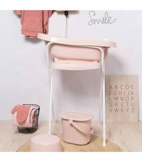 Zewi Bébé-Jou Bademantel Wish Pink