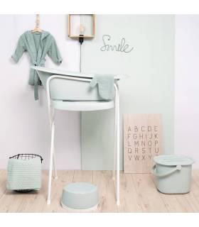 Zewi Bébé-Jou Easy Wipe (Aufbewahrungsbox für Feuchttücher) Sky Green