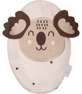 Zewi Bébé-Jou Traubenkernkissen (Wärmekissen) Classic Hearts Koala