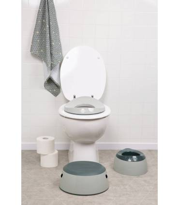 LUMA Toilettensitz Sage Green