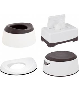 LUMA Toilet Trainingset Snow White