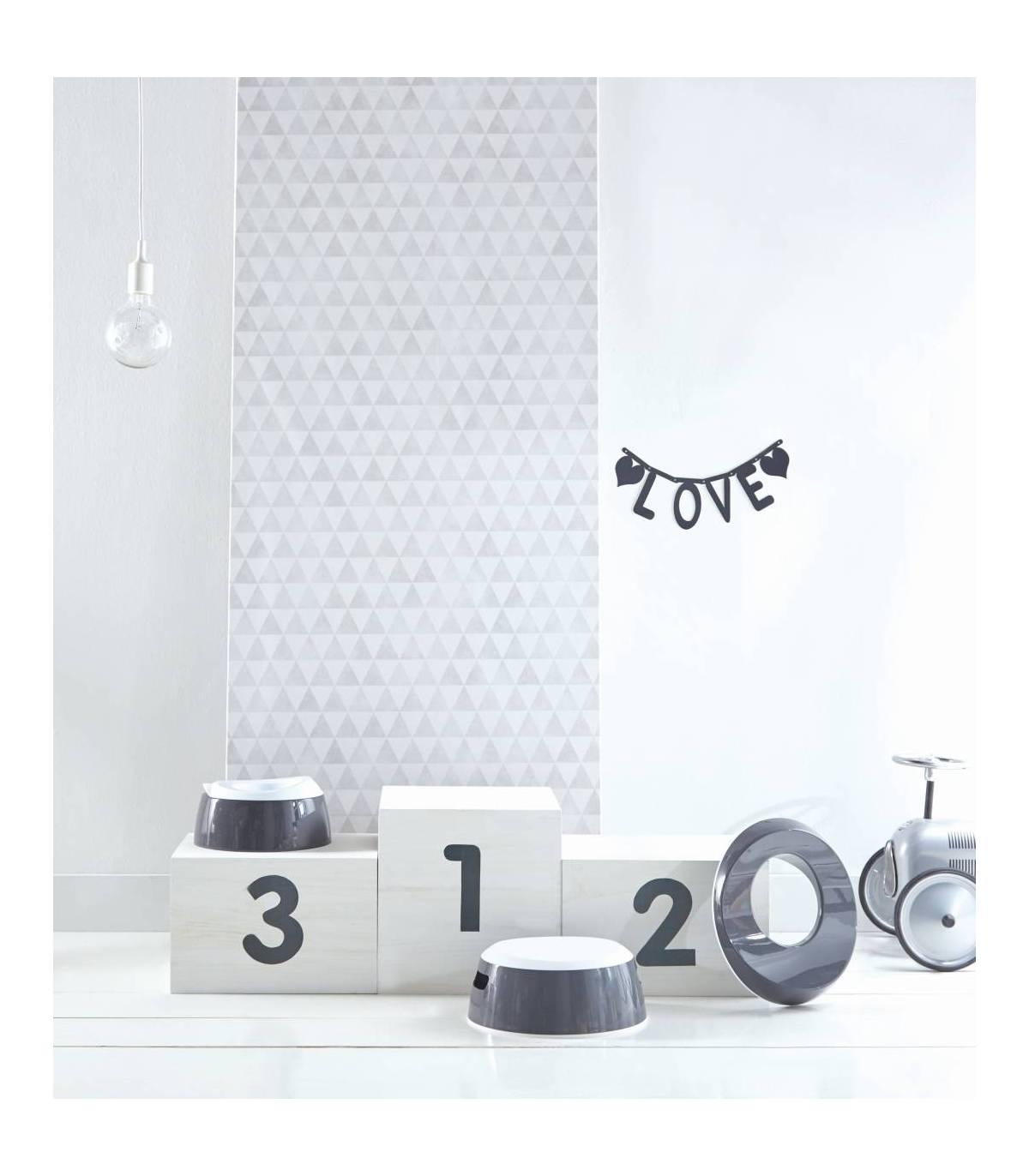 LUMA Toilet Trainingset Dark Grey