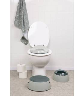 LUMA Toilet Trainingset Sage Green