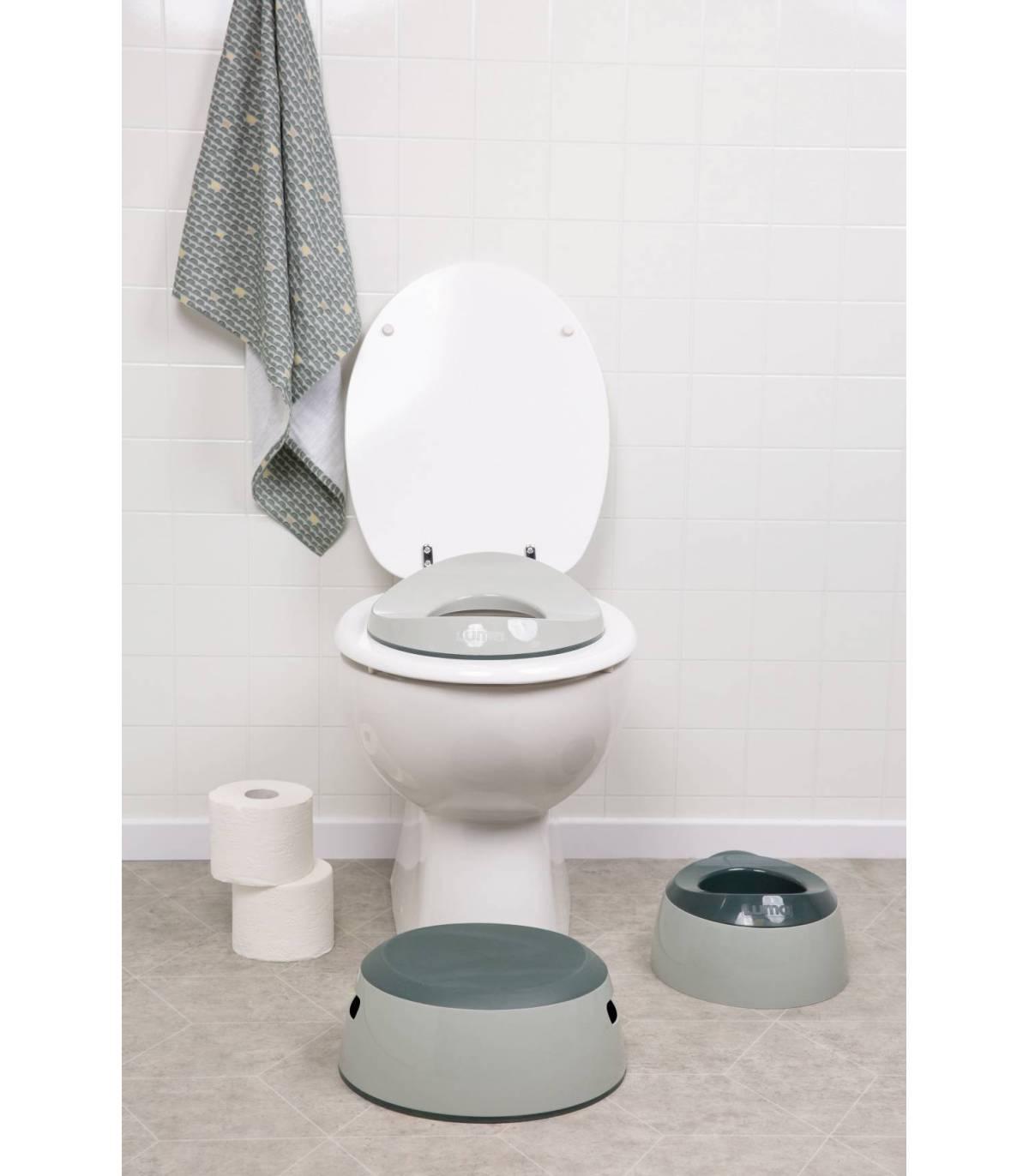 LUMA Toilet Trainingset Sage Green