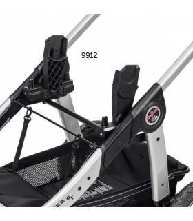 Hartan Adapter für Autositz (Maxi Cosi / Cybex / Kiddy / Recaro)