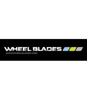 Wheelblades XL Kinderwagenski (KIWASKI) 1 Stück Schwarz