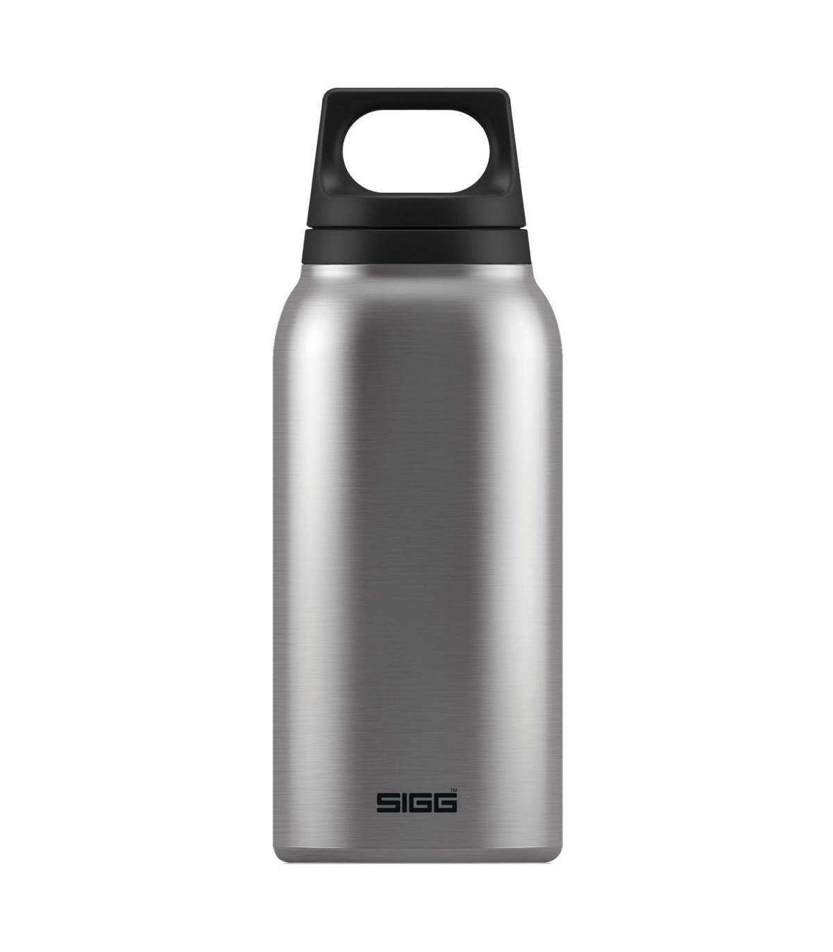 Sigg Hot & Cold Thermo-Trinkflasche 0.3l brushed