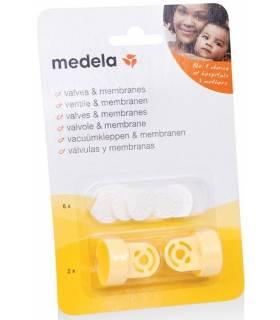 Medela Ventile & Membranen (Ersatzteil)