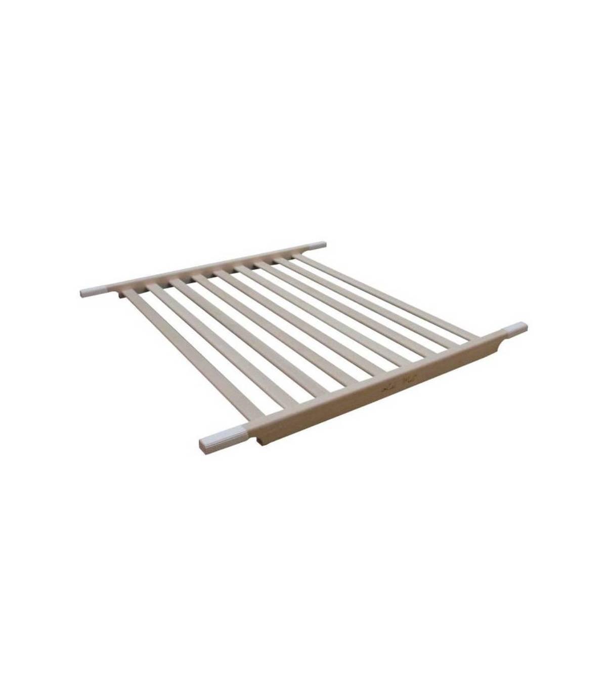 Kuli Muli Wickelaufsatz Badewannenrost standard (einfach)
