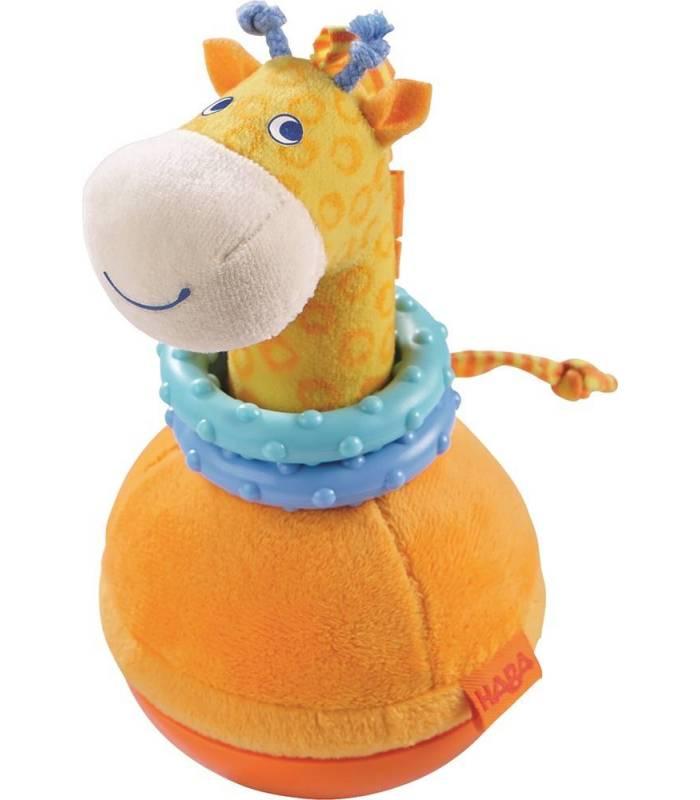 Haba Stehauffigur Giraffe