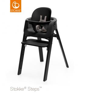 Stokke Steps Baby Set Black