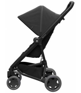 Quinny Zapp Flex-Plus Buggy Black on Black