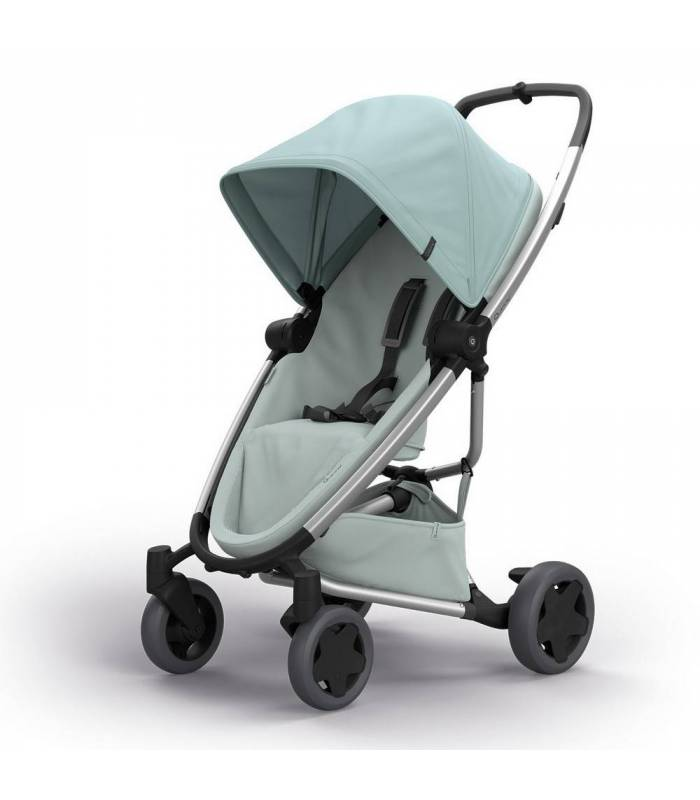 Quinny Zapp Flex-Plus Buggy Frost on Grey