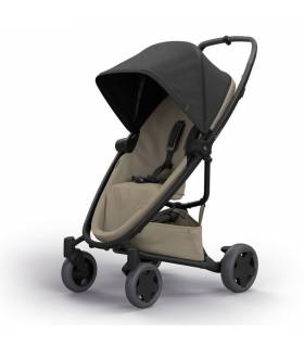 Quinny Zapp Flex-Plus Buggy Black on Sand