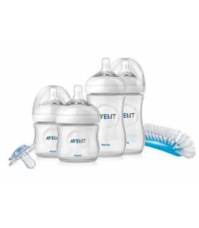 AVENT Neugeborenen-Set (mit Naturnah-Flaschen)