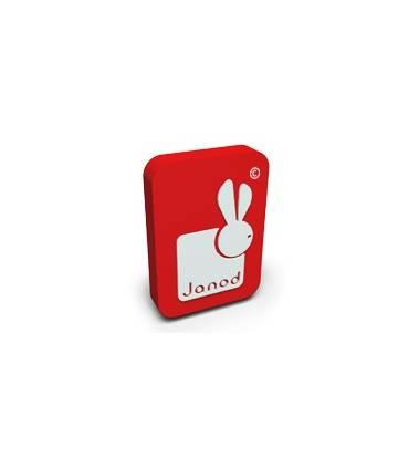 Janod Laufwagen Crazy Rabbit (Lauflernwagen)