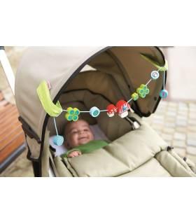 Haba Magnetische Halteschlaufe blau (Für Kinderwagenkette)
