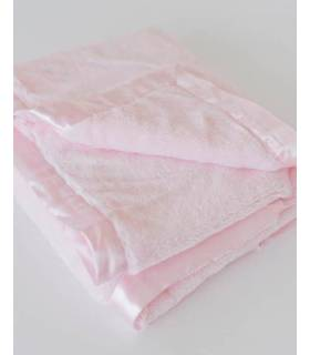 Little Unicorn Plüsch-Krabbeldecke Pink