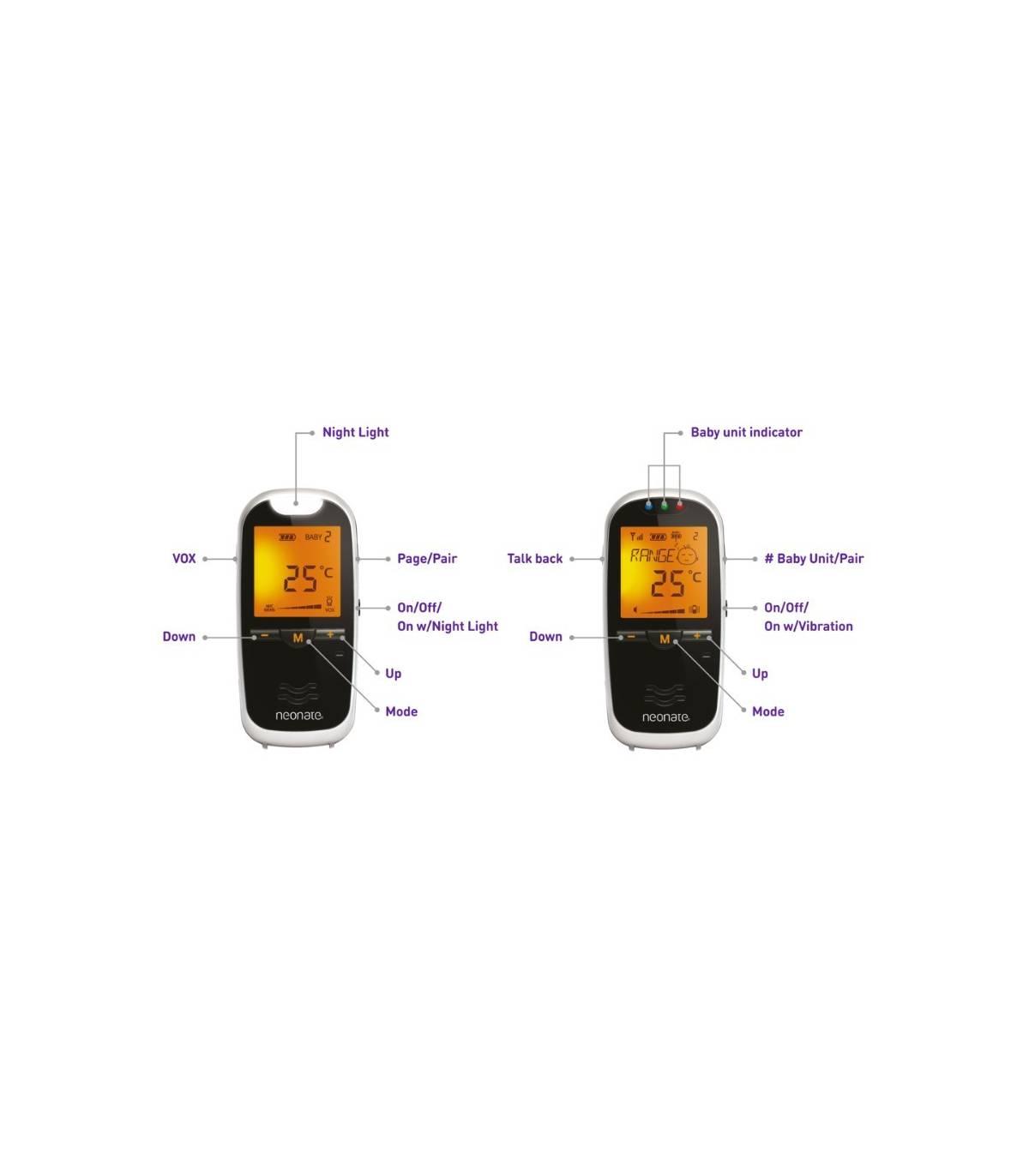 Neonate Babyphone BC-6500D