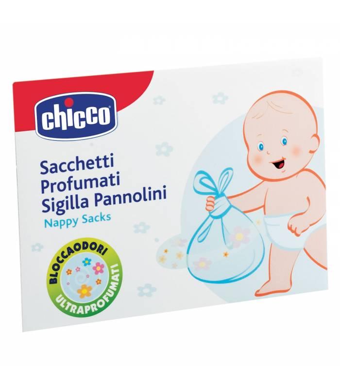 Chicco Windeleimer Einweg-Beutel (Pack = 50 Stück)