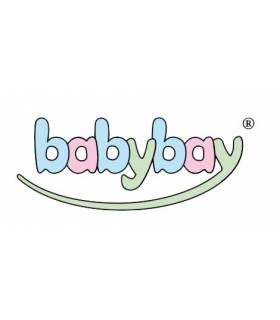 Babybay Original Spannbetttuch Frottee Weiss