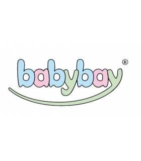 Babybay Original Spannbetttuch Jersey Weiss