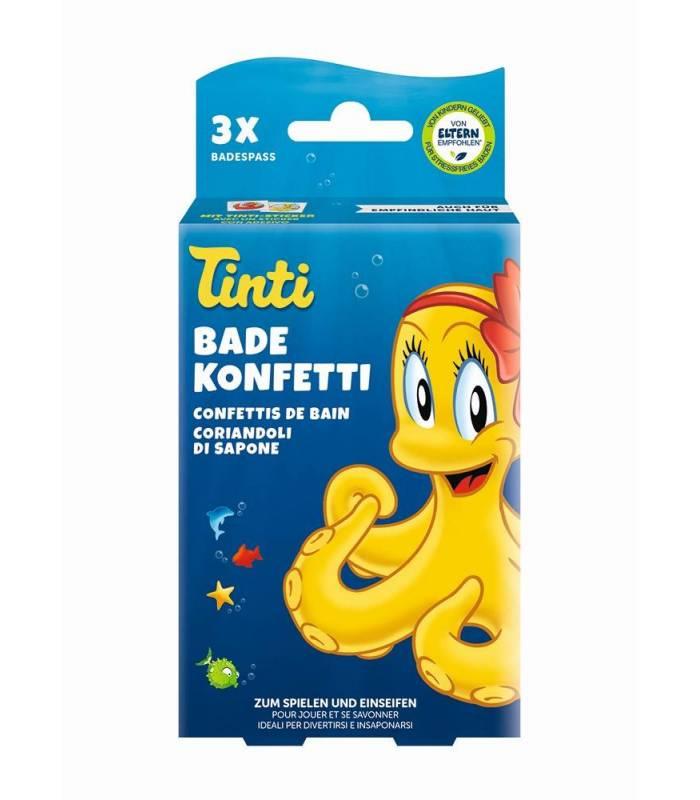 Tinti Badekonfetti (3er Pack)