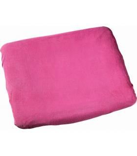 Odenwälder Wickelauflagen-Überzug Uni-Soft Pink (Wickelkissenbezug)