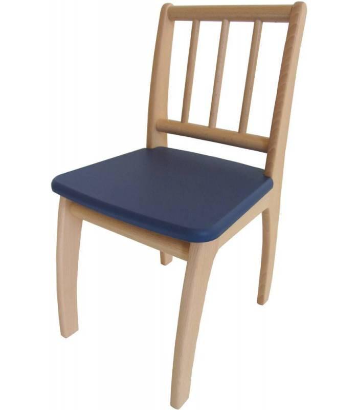 Geuther Babino Stuhl Blau