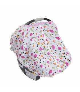 Little Unicorn Car Seat Canopy - Berry & Bloom