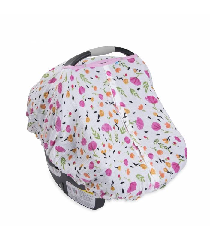 Little Unicorn Car Seat Canopy - Berry & Bloom