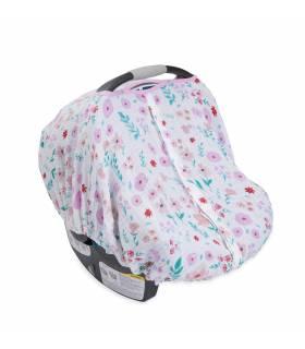 Little Unicorn Car Seat Canopy - Morning Glory