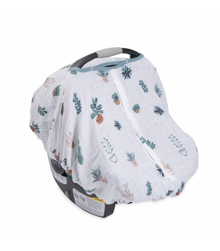 Little Unicorn Car Seat Canopy - Prickle Pots