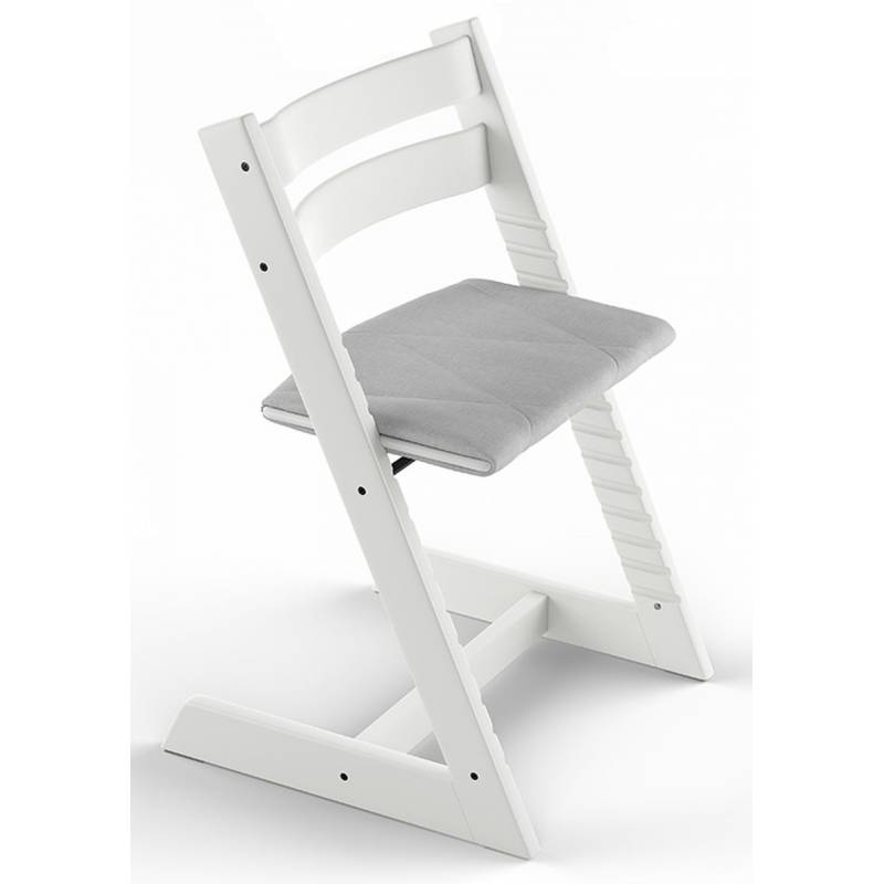 stokke tripp trapp erwachsenen kissen slate twill hw baby center. Black Bedroom Furniture Sets. Home Design Ideas
