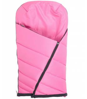 iCandy Fusssack für Raspberry Piccadilly-Pink