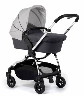 iCandy Raspberry Gestell Chrome mit Flavor-Pack Greenwich-Grey