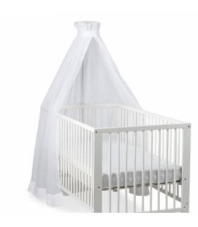 Sterntaler Himmel Weiss (Betten-Vorhang/Himmel)