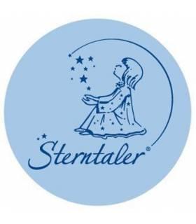 Sterntaler Kapuzenbadetuch 80x80 - Esel Emmi Girl
