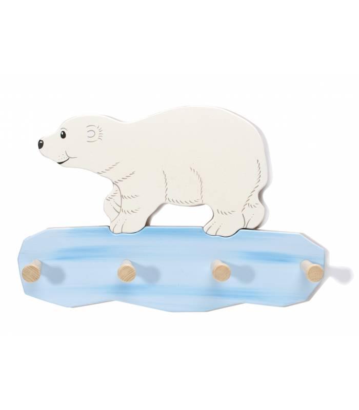 Weizenkorn Garderobe Eisbär Björn