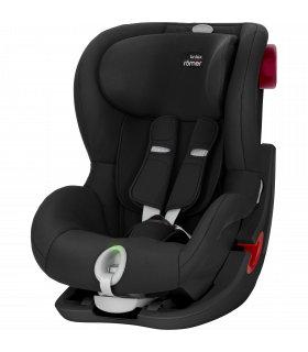 Römer/Britax King II LS Black Series - Cosmos Black (9-18 kg)