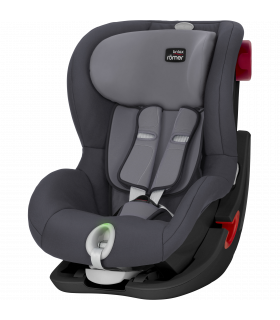 Römer/Britax King II LS Black Series - Storm Grey (9-18 kg)