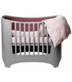 Leander Babybett - Grau