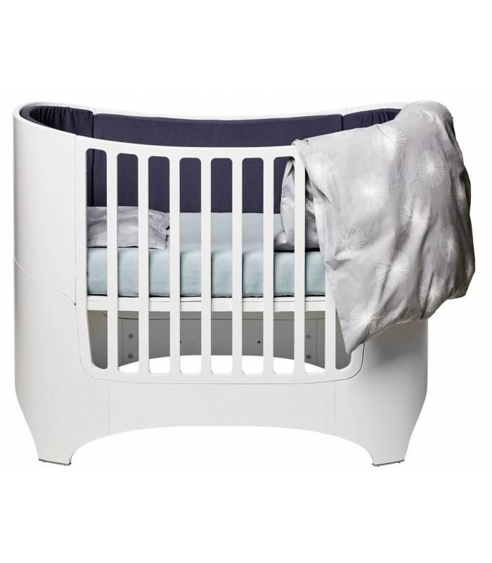 Leander Baby-Junior Bett - Weiss