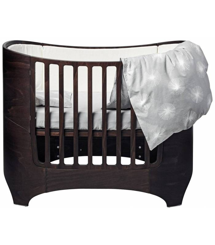 Leander Classic Baby-Junior Bett - Nussbaum