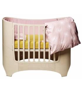Leander Baby-Junior Bett - Whitewash
