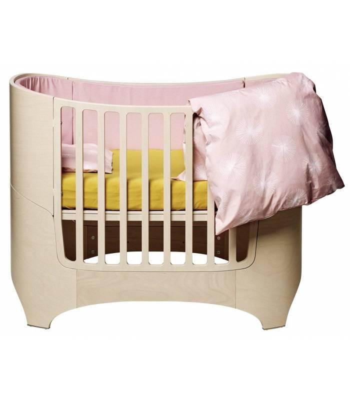 Leander Classic Baby-Junior Bett - Whitewash