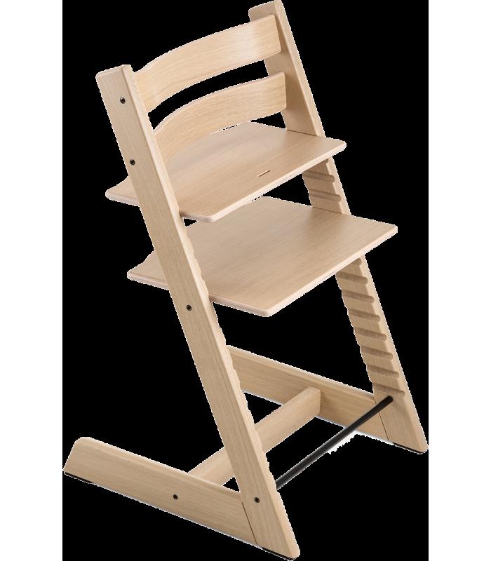 stokke tripp trapp das original oak weiss lasiert eiche. Black Bedroom Furniture Sets. Home Design Ideas