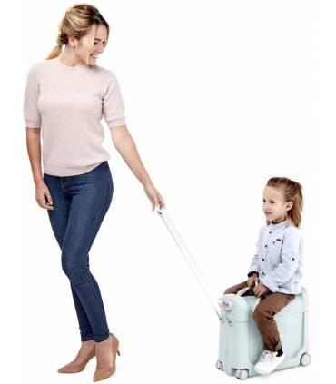 Stokke JetKids Bedbox (Kinder-Koffer verwandelbar in Flugbett)